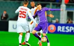 Fiorentina-Bologna (mercoledì ore 20,45, diretta Sky e Mp): tornano titolari Ilicic, Kalinic e Mati Fernandez