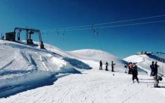 Toscana, neve abbondante dall'Abetone all'Amiata: si scia fino a Pasqua