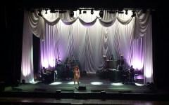 Mannoia, show da applausi al Teatro Verdi: «Firenze ti porto nel cuore»