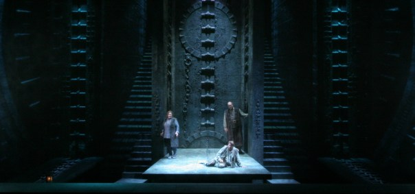 Una scena del «Fidelio» che aprirà il 78° Maggio Musicale Fiorentino