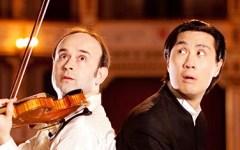 """Firenze: al Teatro Verdi l'ORT e la coppia """"Igudesman and Joo"""" presentano «UpBeat» in prima nazionale"""