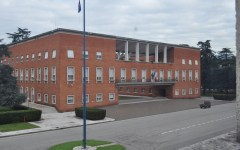 Scuola militare aeronautica Douhet: primo giuramento, a 16 anni, per i cadetti del «Corso Lyra»
