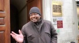 """Padre Gratien, """"Graziano"""", Alabi (foto dal sito Badiatedaldablog.blogspot.com)"""