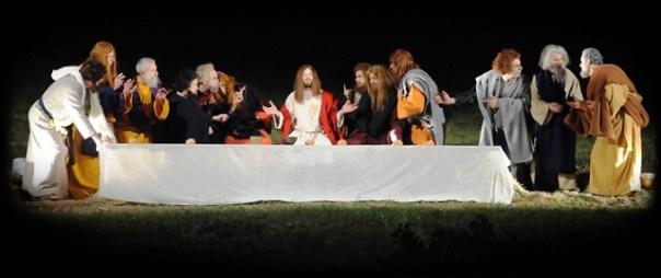 Passione di Cristo, la Rievocazione Storica di Grassina