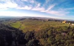 Firenze, Parco Romantico della Regina: apre il primo «anello» del più grande orto botanico d'Italia