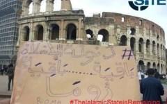 Terrorismo: selfie e minacce dell'Isis (vere o presunte) a Roma e Milano per Expo 2015