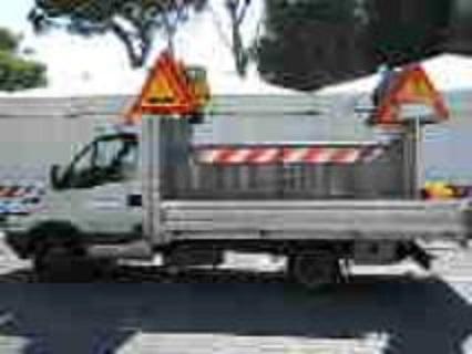 Lavori nelle strade di Firenze