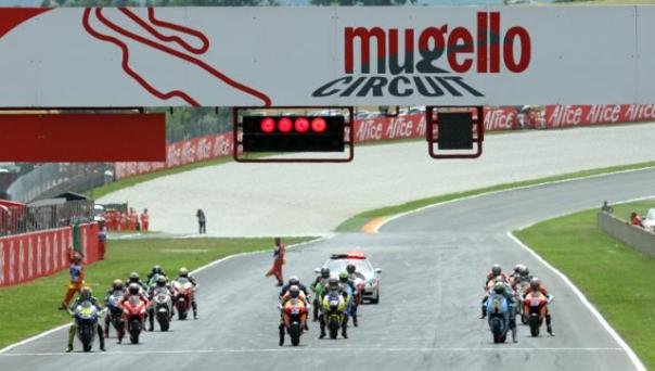 Motomondiale mugello