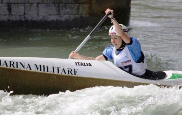 Canoa, Valentina Razzauti è medaglia d'argento agli Europei di Banja Luka
