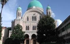 Firenze, allarme bomba alla Sinagoga