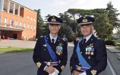 Aeronautica, cambio di comando alla Scuola Militare «Douhet» di Firenze (VIDEO)