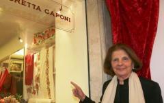Firenze, moda: è morta Loretta Caponi, regina del ricamo
