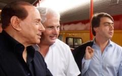 Napoli: Berlusconi condannato a 3 anni per corruzione (per le vicende che portarono alla caduta del governo Prodi)