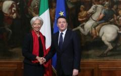 Economia: il FMI rivede al ribasso le stime della crescita dell'Italia (peggiori anche della Grecia), mentre il debito cresce