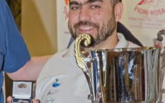 Livorno: Michele Borghetti si conferma campione del mondo di dama inglese. Battuto il sudafricano Kondlo