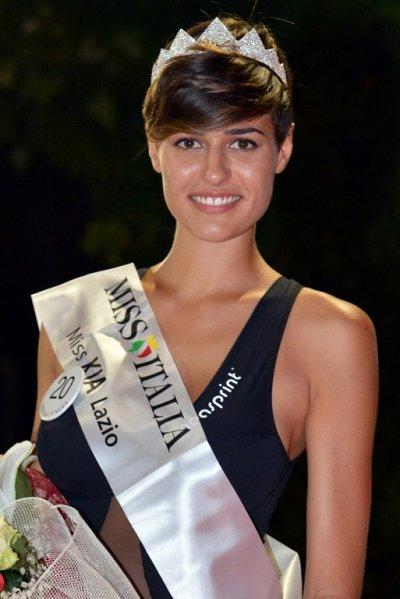 Alice Sabatini, 18 anni, di Montalto di Castro, Miss Italia 2015