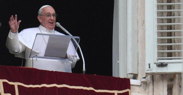 L'Angelus di Papa Francesco