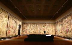 Firenze, Palazzo Vecchio: i 20 arazzi medicei di nuovo nella Sala dei Duecento