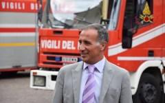 Firenze, Roberto Lupica nuovo comandante dei Vigili del Fuoco