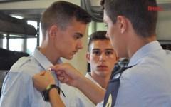 Firenze, primo giorno alla Scuola Militare Aeronautica Douhet per gli allievi 2015-2016 (Fotogallery-Video)