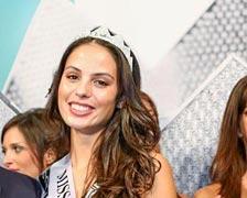 Francesca Busti di Acciaiolo di Fauglia, in provincia di Pisa, è Miss sorriso 2015