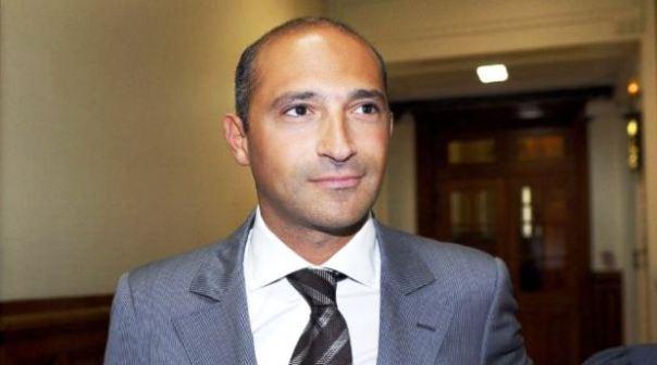 Thomas Fabius, 33 anni, figlio del ministro degli Esteri francese Laurent Fabius