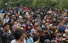Migranti: 300mila arrivi sulla rotta del Mediterraneo. Austria e Germania chiedono più controlli all'Italia