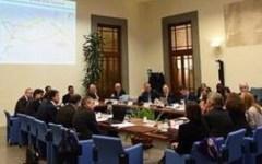 Firenze, tramvia: sopralluogo di  funzionari europei con Rossi e Nardella. Presentato il progetto di estensione verso Sesto e Campi bisenzio