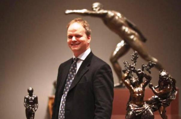 Il neo direttore degli Uffizi, Eike Schmidt