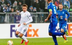Europa League: la Fiorentina vince sul campo del Lech Poznan (0-2). Grande Ilicic: doppietta decisiva. Pagelle