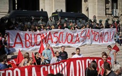 #la buona scuola: martedì 17 novembre manifestazione nazionale di protesta. Promossa dalle organizzazioni degli studenti