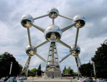 Bruxelles, l'Atomium