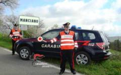 Grosseto: picchia ripetutamente la compagna. Arrestato dai carabinieri di Manciano