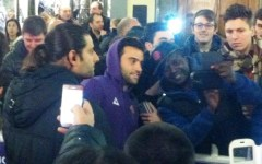 Fiorentina, tweet di Pepito Rossi dalla Spagna: Grande  vittoria viola. Daiii