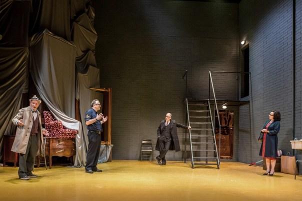 «Il Prezzo (The Price)» con Umberto Orsini e Massimo Popolizio