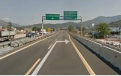 Firenze A1: chiuso dal 30 giugno per quattro notti (orario 22 - 6) il casello di Calenzano