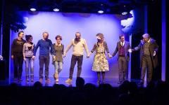 Firenze: al Teatro di Cestello «Parole Parole Parole», con la regia di Gigi Proietti