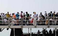 Immigrazione: se si chiude la rotta balcanica altri 400mila migranti arriveranno in Italia