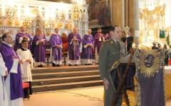 Firenze: incontro fra le Forze Armate celebrato in Santa Maria Novella in vista della Pasqua