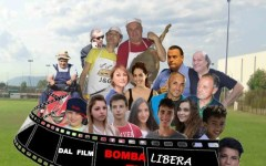 Il 20 aprile «Bomba libera tutti!» al cinema. E «1 dei tanti» in libreria