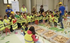 Firenze, festival dei bambini: Autostrade fa costruire la variante di valico ai piccoli ingegneri