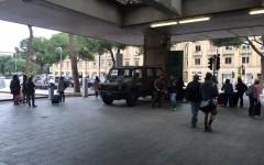 Firenze, sicurezza: i militari già operativi alla stazione di Santa Maria Novella. Sorveglieranno anche stazione degli autobus e aeroporto