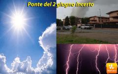Maltempo, arrivano le Valchirie: ponte del 2 giugno a rischio soprattutto al Nord e parte del Centro (Toscana compresa)