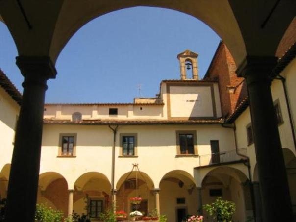 Pochi frati, francescani lasciano convento a San Miniato (Pisa)