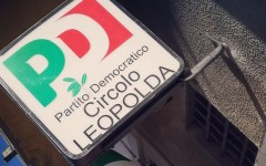 Pisa: atto vandalico a sede Pd, imbrattata una vetrata
