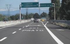Autostrada A11: nella notte di mercoledì 29 giugno chiusa la stazione di Prato Est