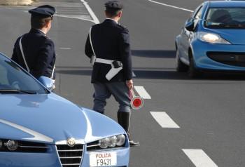 Polizia stradale  FOTO