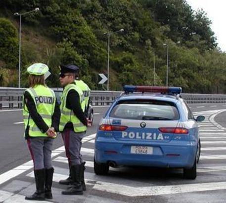 I rilievi dell'incidente sono stati fatti dalla polizia stradale di Venturina