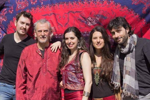 I «Fil Rouge», in concerto sabato 27 al Fiorino sull'Arno