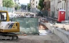 Firenze, lavori tramvia: domani 4 agosto riapre un tratto di via Buonsignori. Il cantiere si sposta fra via Marignolli e via Circondaria